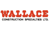 Wallace Construction Specialties Logo